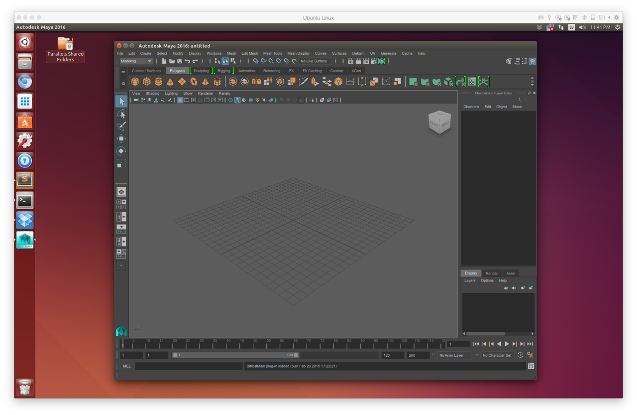 Installing Maya 2016 on Ubuntu 14 04 (trusty) · Fredrik Averpil