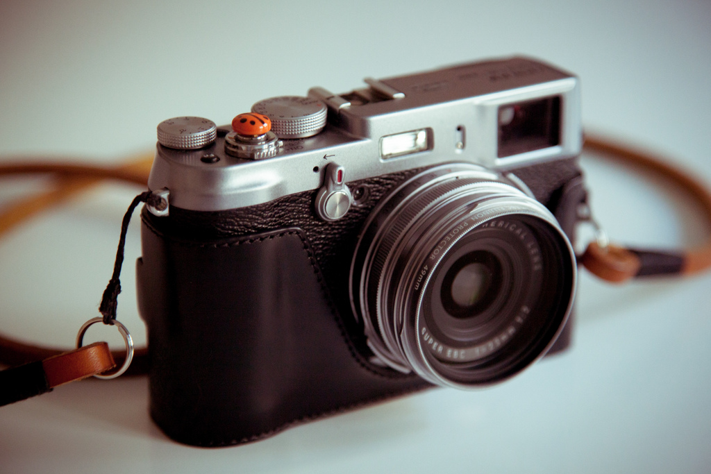 The Fujifilm X100 – a year in retrospect · Fredrik Averpil